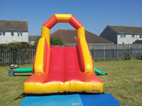 Small Slide Bouncy Castle
