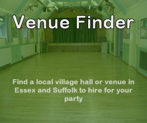 Venue Finder - Find a Local village hall or venue
